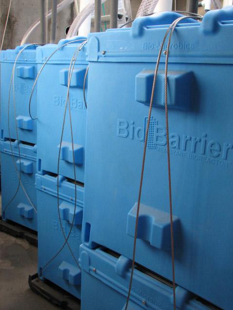 Bioreactor de membrana BioBarrier