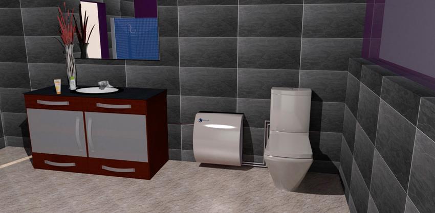 Reutilización de aguas grises InnovaPro