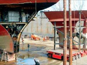 Saneamiento marítimo MarineFAST